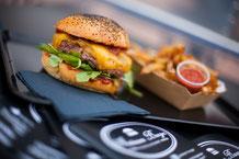 FoodTruck Airstream Burger