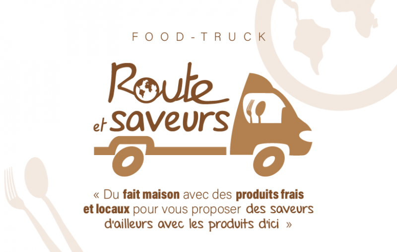 FoodTruck Route & Saveurs